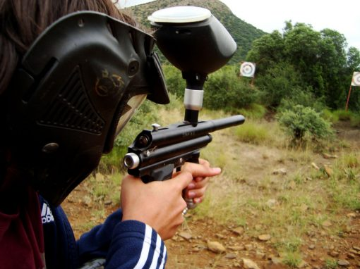 Strategic Paintball