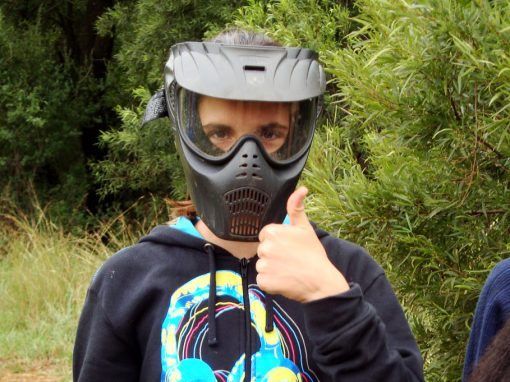 Kettie Paintball